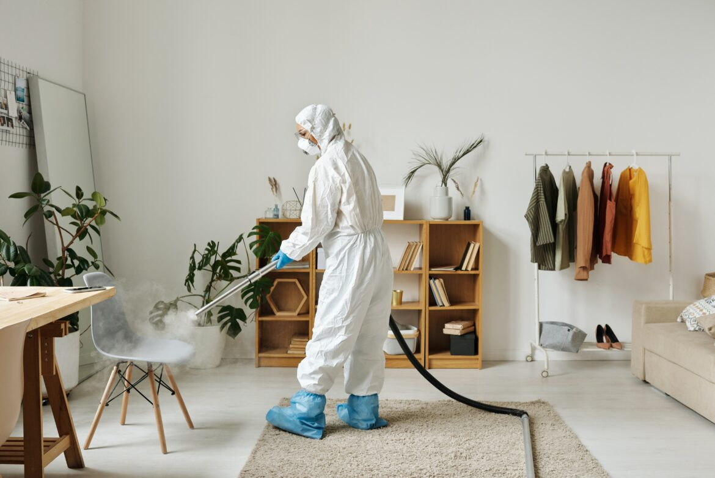 Dezynfekcja pomieszczeń biurowych, przemysłowych, mieszkalnych oraz pojazdów