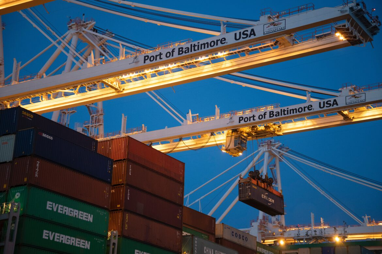Zabezpieczenie antykorozyjne w transporcie morskim